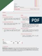 Efg Financial Products Ltd Brandschenkestrasse 90, Ch-8002