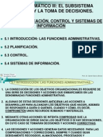 Palneacion Control y Sistemas de Infromacion