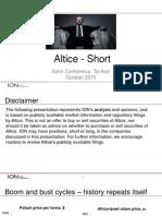 Short Altice Sohn Presentation