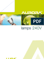 Aurora Lamps 240V UK