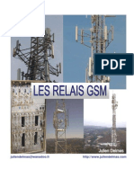Relais GSM