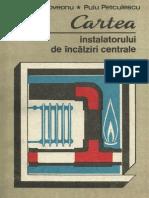 Cartea Instalatorului de Încălziri Centrale