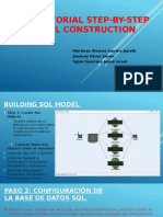 SQL Tutorial Step by Step Model Construction