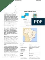 História e Geografia - Rio de Janeiro 1
