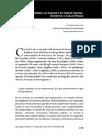 Entrevista a Carlos Pereda