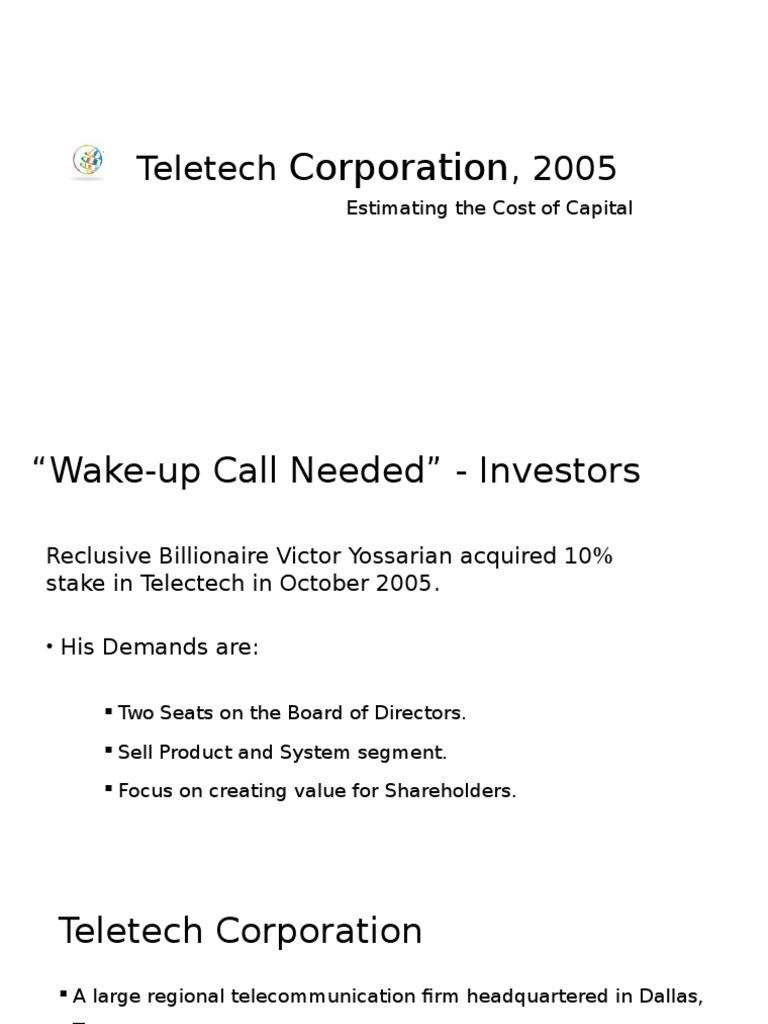 teletech corp