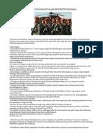 Kedaulatan Rakyat Dalam Perspektif Pancasila