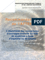 recomondation aftes