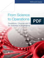 From Science to Operations-Intro