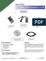 Ezdspf28335_qsg Quick Start Guide