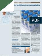 Vacuna Contra Mastitis Primeros Resultados (1)