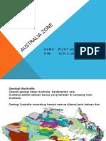 Rizky Adhim (07212189) Australia Zone