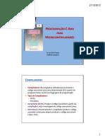 Programação C Para Microcontroladores (Total)
