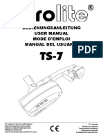 Eurolite Ts 7 Manual