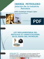 Ingeniería Petrolero Legislacion (1)