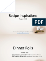 JJ Snack Foods 2015 Recipe Inspiration (Cookie Roll Pretzel churro oktoberfest) - Copy.pdf