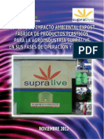 Eia Expost Supralive s.a.