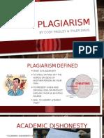 plagiarism power point