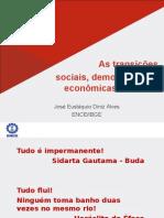 As Transicoes Brasileiras e o fim do desenvolvimento