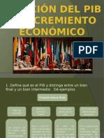 (PBI y El Crecimiento Económico)