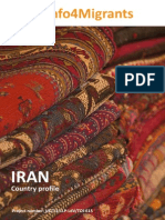 Country Profile of IRAN in English