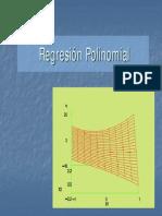 Clase5 - Regresión polinomial
