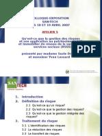 Atelier 5 (Drouin et Lessard).ppt