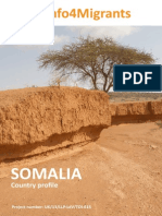 Country Profile of SOMALIA in English