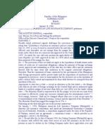 3. Philamlife v. Auditor General, 22 SCRA 135 (1968)