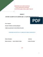 Fibrilatia Atriala Paroxistica LUCRARE FINAL