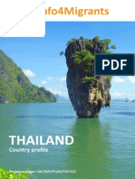 Country Profile of THAILAND in English