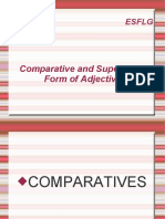 Comparatives and Superlatives 7º