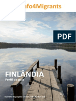 Country Profile of FINLAND in Portuguese