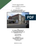 Susquehanna Art Museum building appraisal