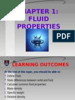 Chapter 1-Fluid Properties