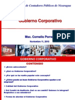 Gobierno Corporativo Presentacion