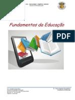 4 - Apostila - Fundamentos Da Educação
