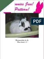 Bunnies Juu! - Ju Ju Collections -II Part Patterns