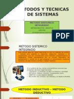 Metodos y Tecnicas de Sistemas