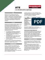 Karbonske ploče za strukturalna ojačanja