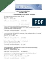 Guía Temática Política Latinoamericana