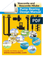 Bearings for pumps
