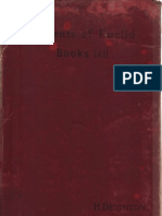 Elements of Euclid - Books I and II