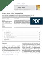 destilacion solar multiple