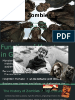 zombie presentation