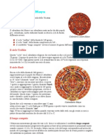 Calendario Maya.history homework
