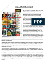 Kerrang Contnets Analysis PDF
