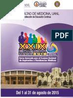 Programa Enarm Uanl 2015