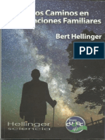 Nuevos Caminos en Constelaciones Familiares-Bert Hellinger
