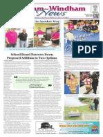 Pelham~Windham News 10-16-2015